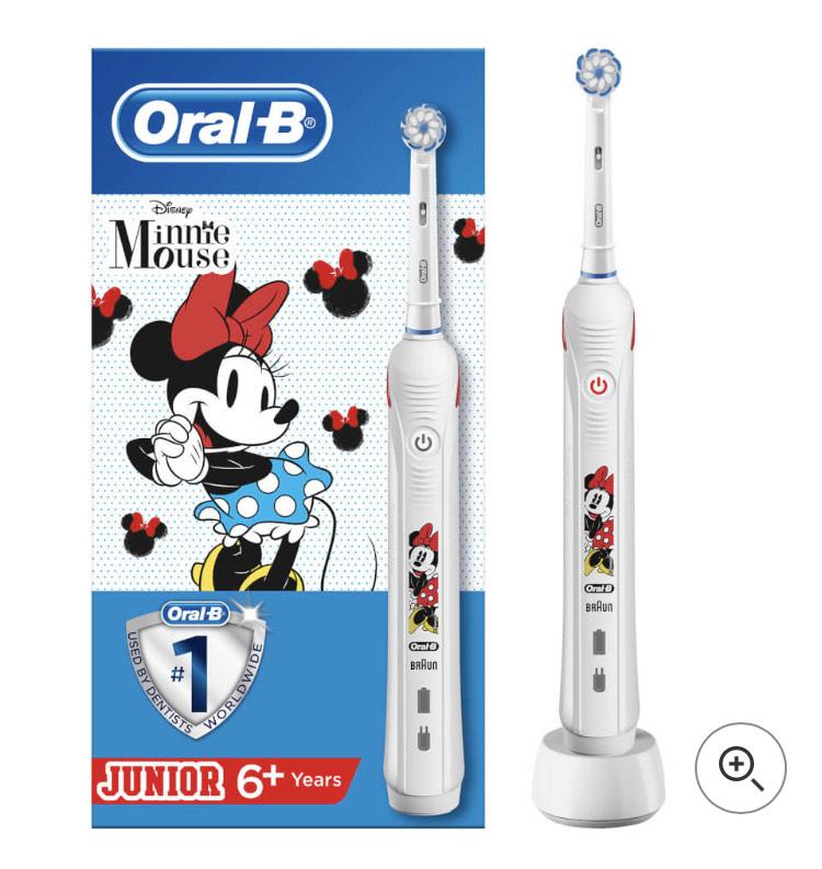 50% korting bij aanschaf van 2 oral-b elektrische tandenborstels @ Oral-B