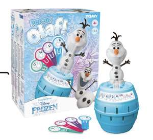 Disney Frozen 2 pop up Olaf @bol.com