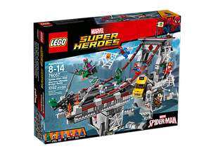 Lego 76057 Marvel Spiderman @ Dagknaller