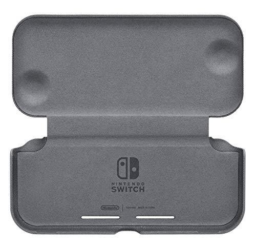 Nintendo Switch Lite Flip Cover + Screen Protector @ Amazon.de