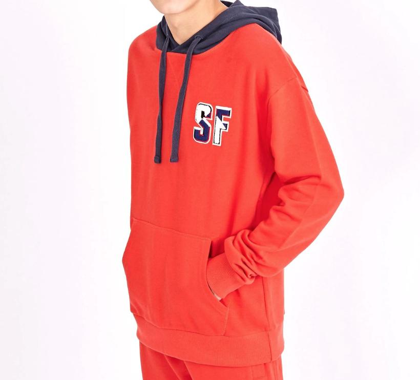 Sneaker Freak College heren hoodie voor €0,01 @ Foot Locker