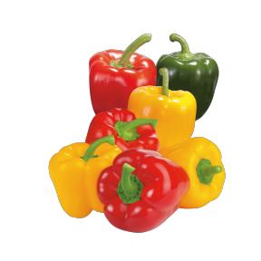 1 kg paprika's aangeboden bij Aldi