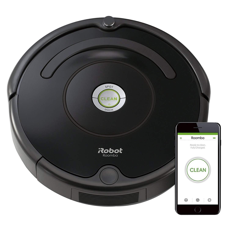 [Amazon - Deal van de dag] iRobot Roomba 671