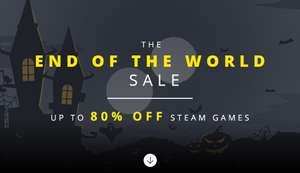 The End of the World Sale @ SQUARE ENIX