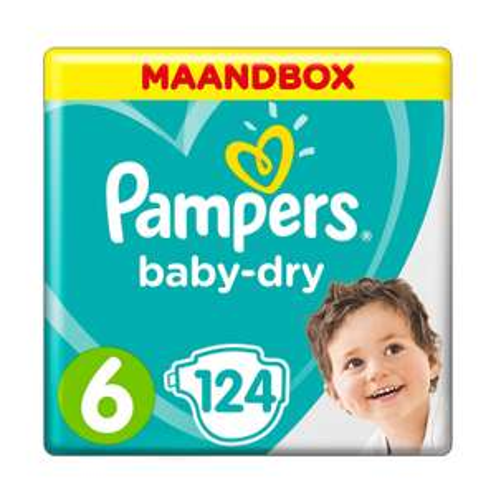 Pampers baby dry oa maat 6@ Amazon.de