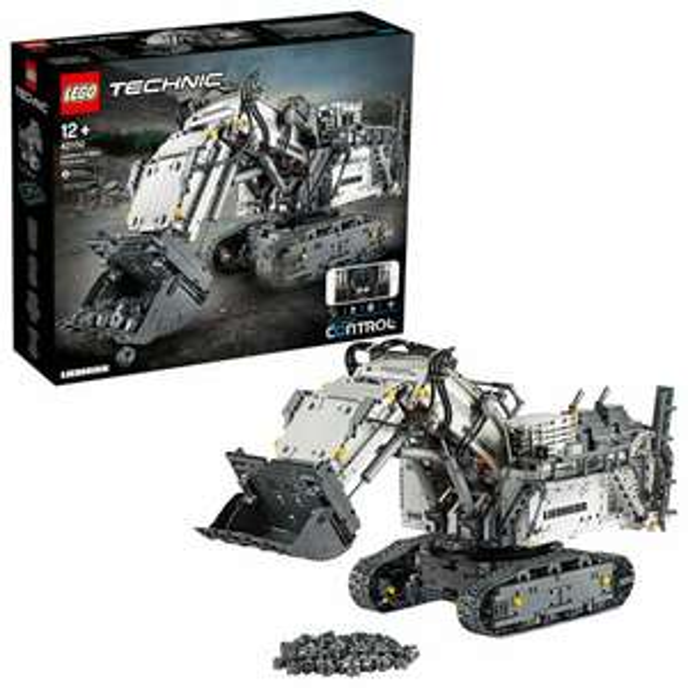LEGO 42100 Technic Liebherr R 9800