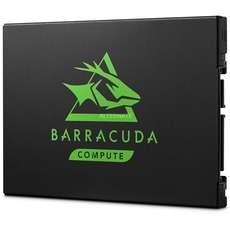 Seagate Barracuda 120 500GB SSD + XL gaming muismat @ Alternate