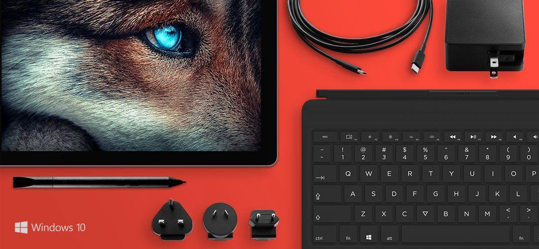Eve V (Microsoft Surface Pro alternatief)