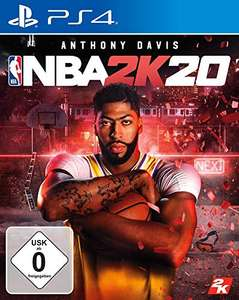 NBA 2K20 Standard Edition (PS4/XB1/Switch) @ Amazon.de