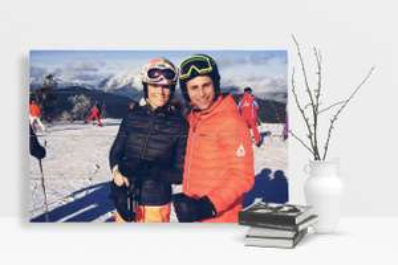 Foto op hout afdrukken met 75% korting @ Canvas Company
