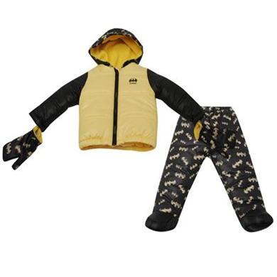 3 delige kinder winterpak (Batman of Minnie) voor €4,80 @