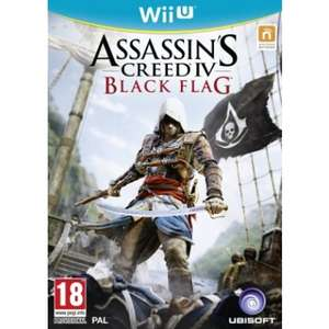 Assassin's Creed IV: Black Flag (Wii U-game) voor €15 @TheGameCollection