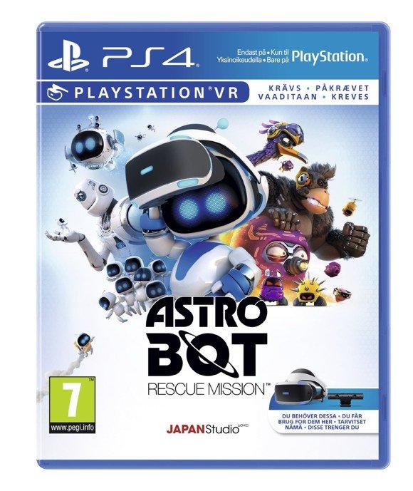 Astro Bot PSVR voor ps4