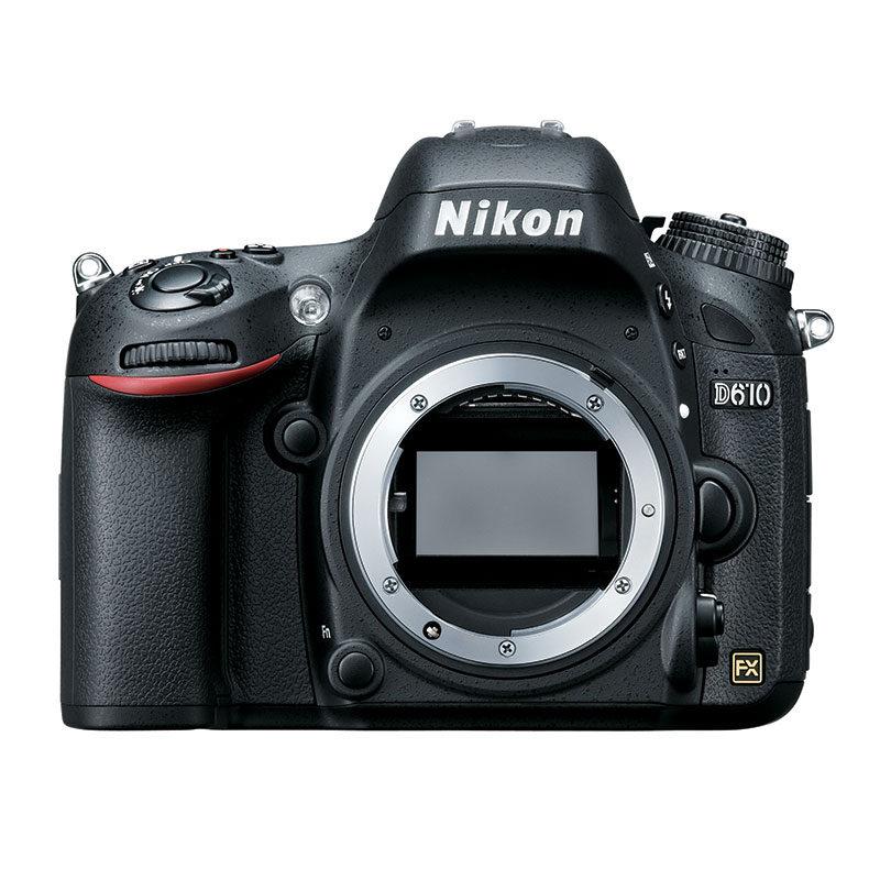 Nikon D610 bij CameraNu voor 699 euro.