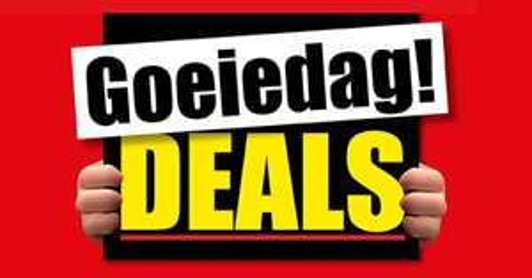 Dirk Goeiedag! Deals (o.a. Elvive, Reus wasmiddel en Wagner pizza's)