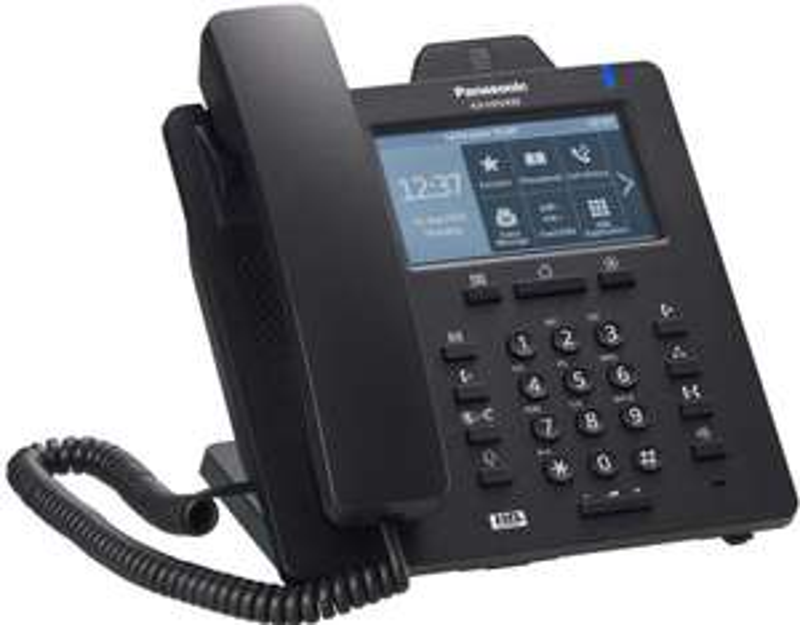 Panasonic KX-HDV430 IP SIP bureautelefoon €15 @ Max ICT