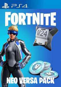 [PS4] Fortnite Neo Versa Bundel! + 500 V-Bucks (stapelbaar!) - EU