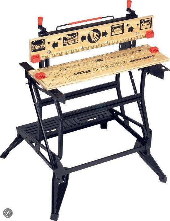 Black & Decker WM825 Workmate - €84,99 @ BOL.com
