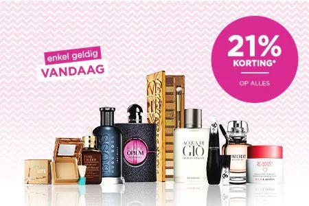 [België] 21% korting Ici Paris, gift cards ook geldig in NL