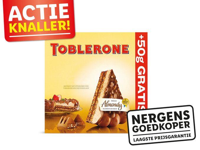 Toblerone-taart voor de chocolade freaks @Lidl