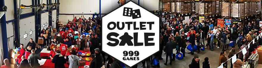 [Almere] 999 games gezelschapsspellen outlet sale op 31 mei 2020