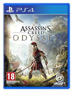 Assassin's Creed Odyssey (PS4 AT PEGI) @ Amazon.de