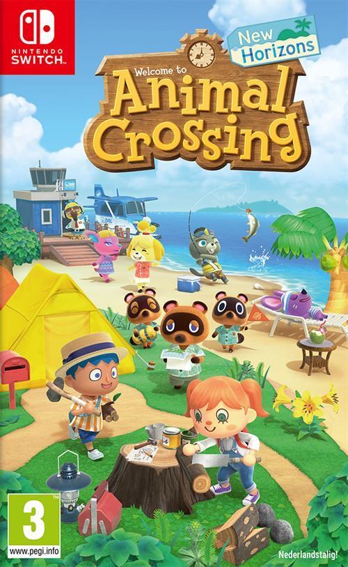 [Nintendo Switch] Animal Crossing New Horizons (KEY)
