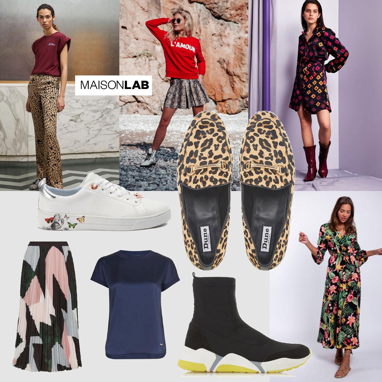 10% EXTRA korting (va €50) + nieuwe deals -70% @ Maison Lab