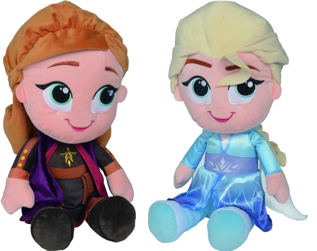 Disney Prinsessen Frozen 2 43 cm knuffel Elsa €8,29 @ bol.com