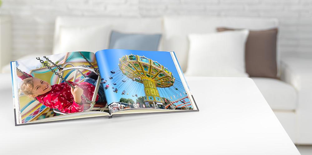 Gratis fotoboek twv €9,99 (€4,99 verzendkosten)