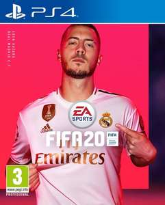 Fifa 20 PS4 29.99 PS store