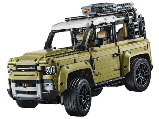 LEGO Technic Land Rover Defender