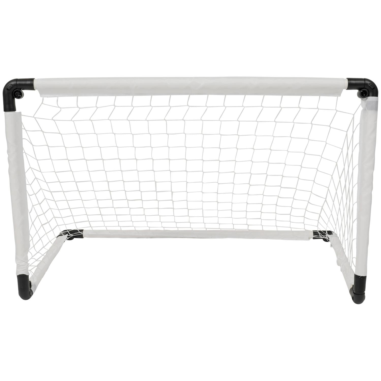 [Weekactie] Inklapbaar mini voetbaldoel 89x55x55cm voor €7,95 @ Action winkels