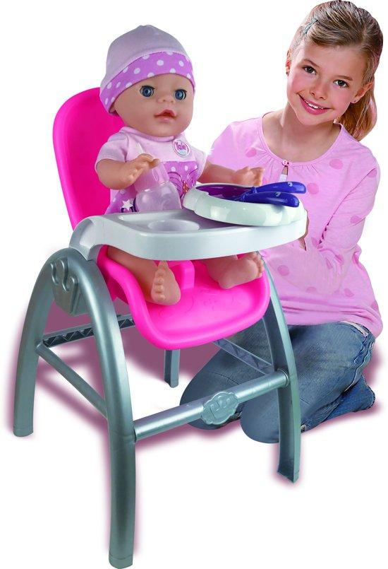 Johntoy Babyzitje 3 in 1 met 30cm pop voor €12,09 @ bol.com