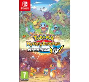 Nintendo Switch Pokémon Mystery Dungeon: Rescue Team DX 52,99