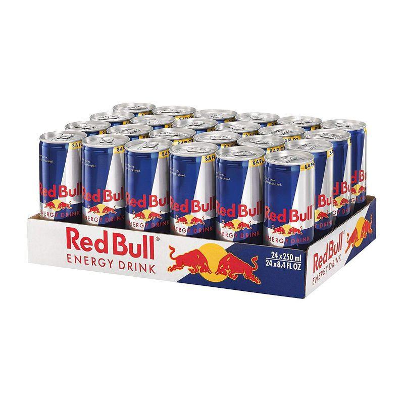 Red Bull €0,90 per blik online bij Xenos