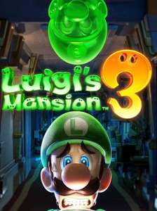 Luigi's Mansion 3 Digital eShop code