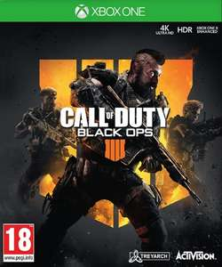 Call of Duty: Black Ops 4 (Xbox One) @ Bol.com