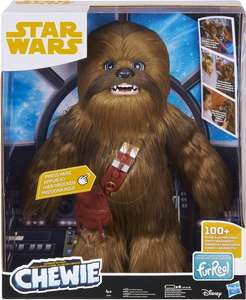 FurReal Star Wars Chewbacca - Interactieve Knuffel