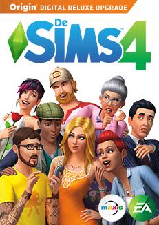 Gratis De Sims 4 Digital Deluxe Upgrade (PC) t.w.v. €8,99 + Feestdagenpakket @ Origin
