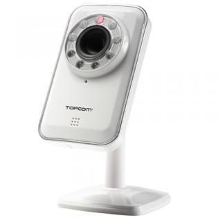 Topcom NS-6750 (Video Babyfoon/Veiligheidscamera) voor €45 @ Redcoon