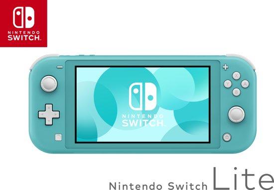Nintendo Switch Lite Turquoise met €20 korting voor Select leden @ Bol