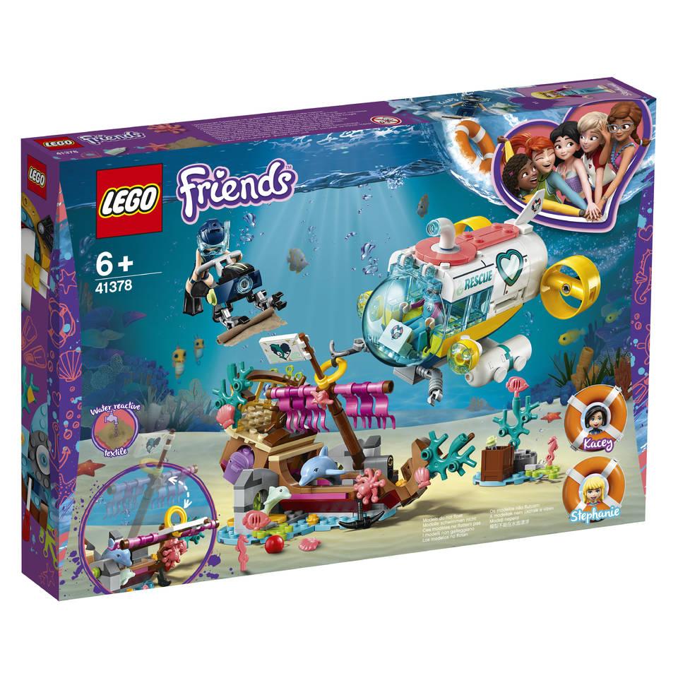 Dolfijnen Reddingsactie (41378) en (41373) voor laagste prijs ooit. Tevens 2e Lego City of Friends voor halve prijs. @ Blokker