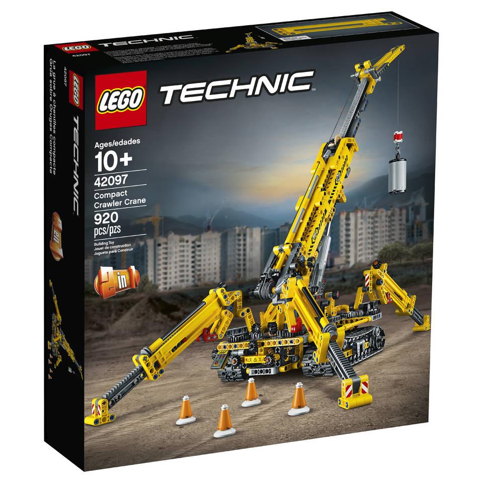LEGO Technic compacte rupskraan 42097 @ Blokker