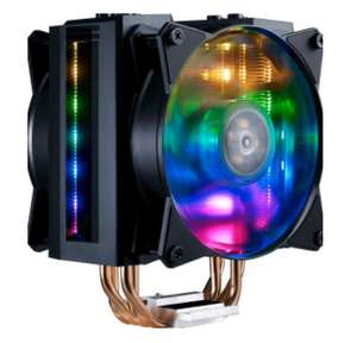 Cooler Master MasterAir MA410M RGB - Koeler voor processor