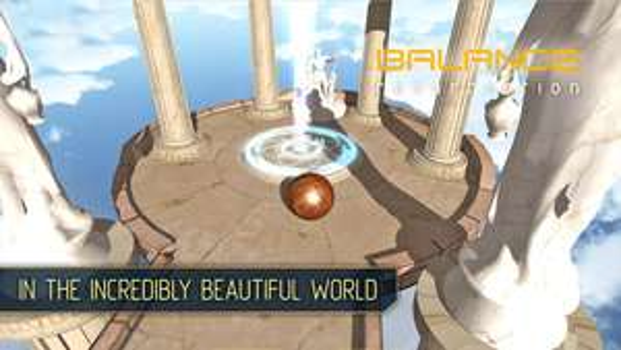 Gratis game Ballance Resurrection @ App Store
