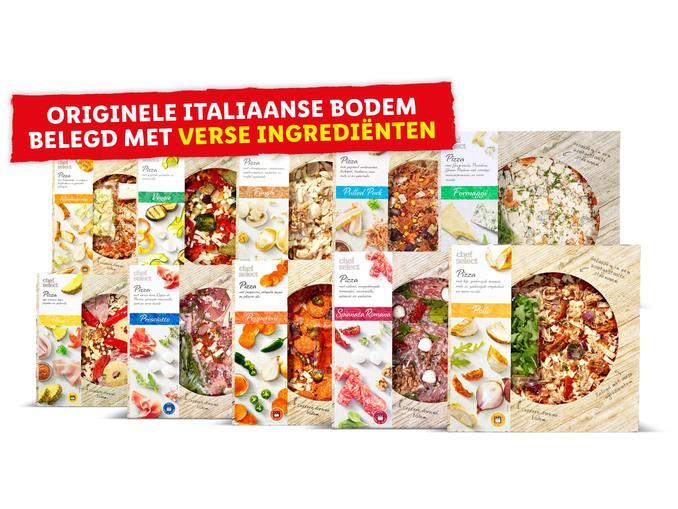 [Vanaf donderdag] Verse Pizza voor €2,99 (normaal €4,19) @ Lidl filialen