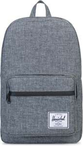 Herschel Supply Co. Pop Quiz Rugzak 22L Raven Crosshatch voor €24,99 @ Bol.com