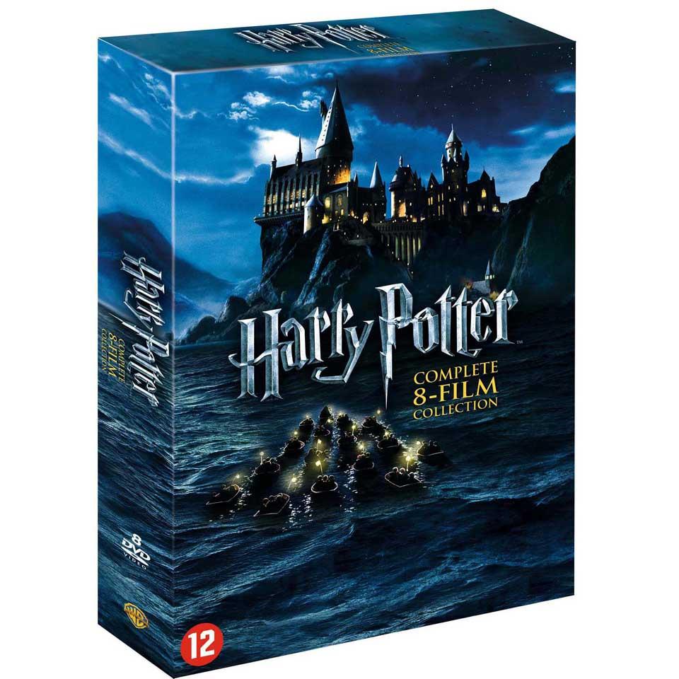 Harry Potter Collectie Box met 8 DVD'S voor €19 (vandaag €16,15) @ Bart Smit