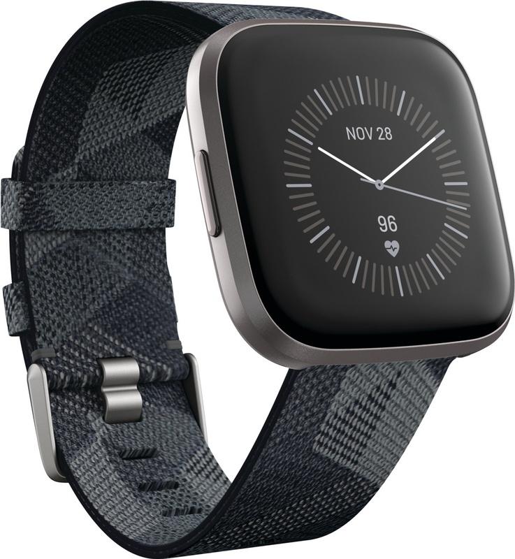 Fitbit Versa 2 Special Edition Grijs